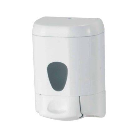 Marplast zeepdispenser 775 - Professionele Kwaliteit - Wit - 500 ml - Losse navulzeep - Geschikt voor openbare ruimten