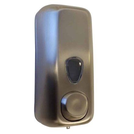 Marplast zeepdispenser A71400SAP - Professionele kwaliteit - Mat RVS - 550 ml - Geschikt voor openbare ruimten