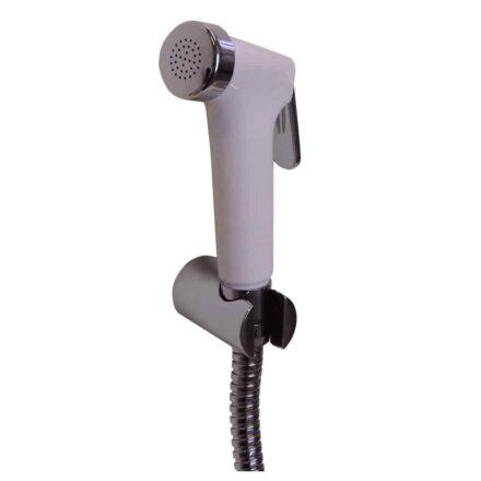 WillieJan Knijp handdouche Set HD043 - ABS - Wit - Sprayer, Slang en Ophangbeugeltje